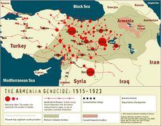 Según la prensa turca, el ministro de Exteriores Ahmet Davutoglu anunció que habló con su homólogo iraní por las declaraciones del vicepresidente Baghaei en que afirmó que hubo genocidio armenios durante el imperio Otomano.