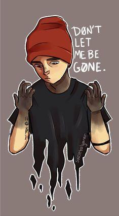 don't let me be gone...