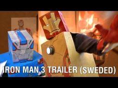 Tweet: http://clicktotweet.com/5rI6d. Post on FB: http://on.fb.me/XwQ7tQ.    Iron Man 3 trailer. Shot for shot, low budget remake.     Follow us on Twitter: http://twitter.com/dumbdrum  Like us on Facebook: http://facebook.com/dumbdrum    CAST  Roque Rodriguez as Iron Man/Tony Stark  Heather McLane as Pepper Potts  Jay Montes as War Machine/Iron Patriot  T...