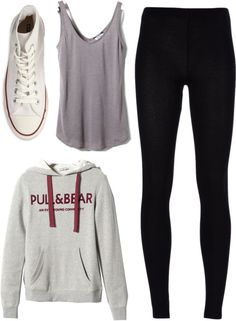 Perfect comfy/causal college outfit