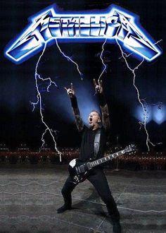Metallica-James Hetfield.............