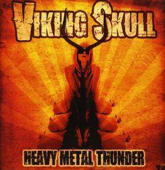Viking Skull - Heavy