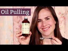 Oil pulling with a twist