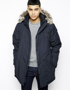The North Face Orcadas Parka in Blue for Men (Darknavyblue)