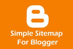 How to Install a Simple Sitemap In Blogger - This time, I will share how to install lightweig...