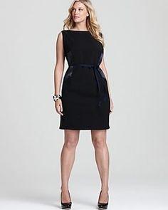 Tahari Woman Plus Janine Dress on shopstyle.co.uk