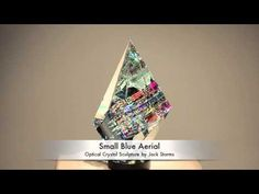 Small Aerial by Jack Storms - The Glass Sculptor Jack Storms Glass, Small Rose, Glass Art, Sculpture, Crystals, Marbles, Artworks, Youtube, Magic