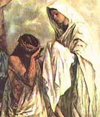 The Fourth Sorrowful Mystery: Carrying the Cross. Veronica wipes the face of Jesus Catholic Art, Catholic Saints, Religious Art, Roman Catholic, St Veronica, Holy Saturday, Jesus Face, Holy Rosary, Jesus Pictures