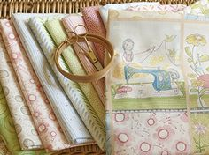 The Makers by Cori Dantini for Blend Fabrics