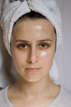 Stimulate collagen production by applying face masks or creams that contain avocado oil. The oil is not only hydrating but also high in plant steroids, which work to fade age spots. Avocado oil is similar to the natural oils in human skin.