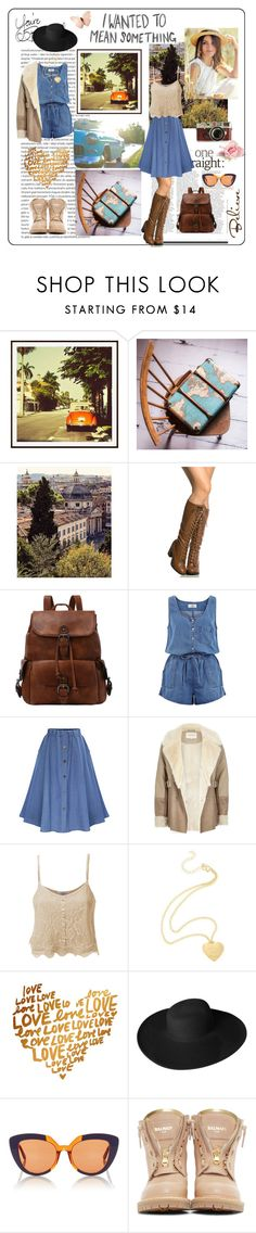 """when i,m gone🌂"" by dustydreamy ❤ liked on Polyvore featuring Oris, Pottery Barn, New Look, Leica, River Island, LE3NO, LIST, Dorfman Pacific, Marni and Balmain"