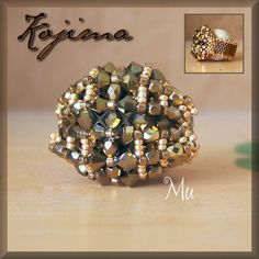 Pattern bijoux: Anello Kajima