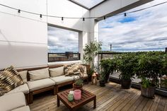 Terasz kényelmesen - erkély / terasz ötletek, modern stílusban
