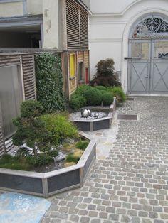 Martins A. - Eric Chasseigne / Jardinier-Paysagiste
