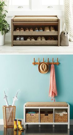 1000 Images About Entryway Organization On Pinterest