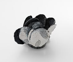 wondering to look one day at the work of Julie Blyfield, Brooch, 2013