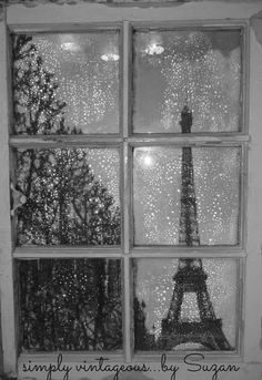 What to Do With a Vintage Window!