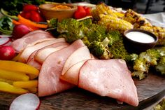 Celebrating a Spectacular Independence Day with a Deli Spread Charcuterie Board, Board Ideas, Deli, Independence Day, Platter, Catering, Origami, Picnic, Pork