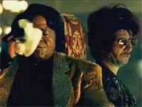Beat the Devil - A short film by Tony Scott, starring James Brown and Gary Oldman. Let's talk about this contract... ;)