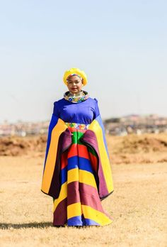 Bontle Bride serves couples who would like to add style and culture to their wedding day. A gorgeous Ndebele And Setswana Wedding African Love, African Theme, African Girl, African Attire, African Wear, African Dress, Traditional Wedding Attire, African Traditional Wedding, African Traditional Dresses