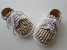Resultado de imagen de sapatinhos de croche no pinterest