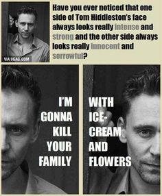 Tom's Face