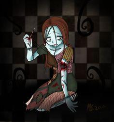 Sally by inicka.deviantart.com on @DeviantArt
