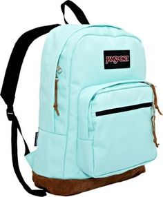 JanSport Right Pack Laptop Backpack Aqua Dash - via eBags.com!