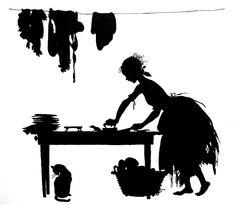 "Arthur Rackham «Золушка»   ""Картинки и разговоры"""