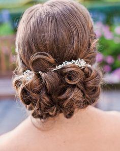 Inspirationen: Lockere Hochsteckfrisuren - Beauty, Styling, Braut, Brautmutter, Bräutigammutter, Tipps, DIY, Kosmetik, Selbermachen, Brautjungfern, Hairstyles