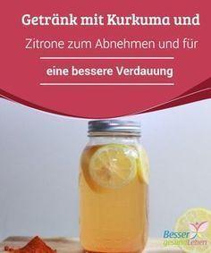 Getränk mit #Kurkuma und Zitrone zum Abnehmen und für eine bessere Verdauung Dieses #natürliche #Getränk mit Kurkuma und #Zitrone wurde in letzter Zeit sehr populär, da es die Gesundheit fördert und auch beim #Abnehmen hilft. Es handelt