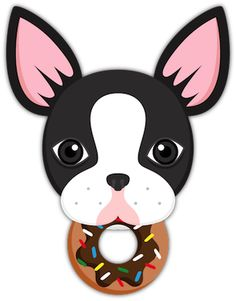 378 Best Dog Emoji Images App Store Dog Emoji Boston Terrier