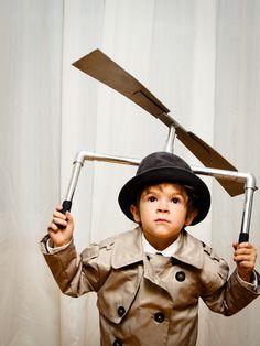 Costume de l'Inspecteur Gadget | Gadget Inspector costume