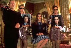 Which Princess Diaries Character are you?