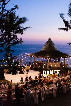 DANCE Sign Destination Cliff Top / Wedding — ERIN & TARA   Melbourne Wedding Photographers