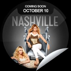 #Nashville #ComingSoon Connie Britton is in here so I have to watch. 10/10/12