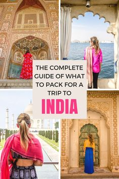 What to wear in India: A packing guide for women The complete guide of what to wear in India, including a packing list and rundown of travel essentials for India [& India Travel Guide, Asia Travel, Traveling To India, Travelling, New Delhi, Goa, Travel Guides, Travel Tips, Travel Hacks