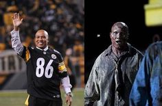 Hines Ward is going to be a zombie in The Walking Dead!!