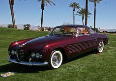 1953 Cadillac Series 62 Ghia Coupe
