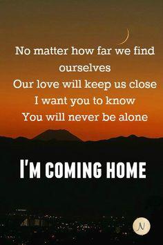 Home - Our Last Night - Lyrics