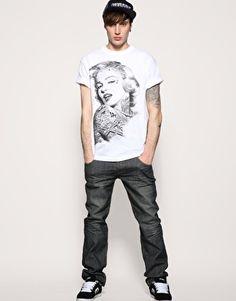 Tee-shirt Marilyn
