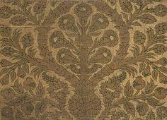 Velvet fragment with Sempervivum tectorum motif [Italian (Milan)] (51.139.2a,b) | Heilbrunn Timeline of Art History | The Metropolitan Museum of Art