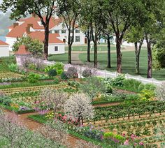 George Washington's Mount Vernon Estate, Museum & Gardens
