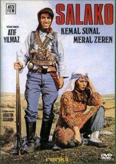 Salako film poster- directed by Atif Yılmaz