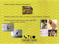 SALUD Coaching Trends
