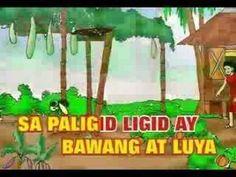 Bahay Kubo...Kahit Munti! Tagalog kid songs