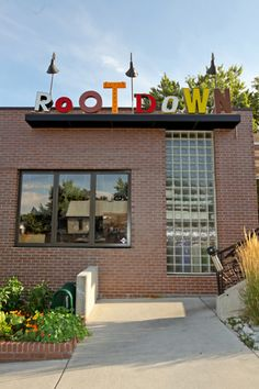 Root Down, Denver, CO. Locally sourced foods with interesting flavors.