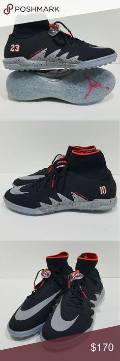 Nike Hypervenom Jordan Colab Sz11 New never worn have box but not box lid  Nike Shoes