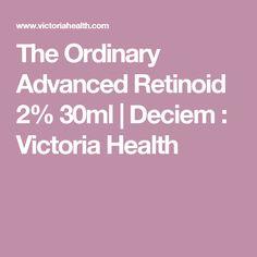 The Ordinary Advanced Retinoid 2% 30ml | Deciem : Victoria Health