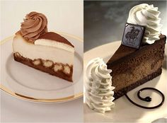 Tiramisu | Tiramisu Cheesecake vs. Godiva® Chocolate Cheesecake